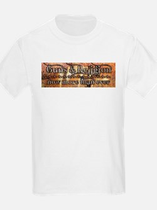 Guns & Religion T-Shirt