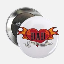 """Father's Day 2.25"""" Button"""