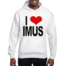 I Love Imus Hoodie