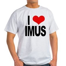 I Love Imus T-Shirt