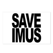 Save Imus Postcards (Package of 8)