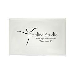Topline Studio Rectangle Magnet