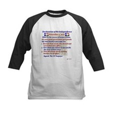 Declaration of Re-Independence Tee
