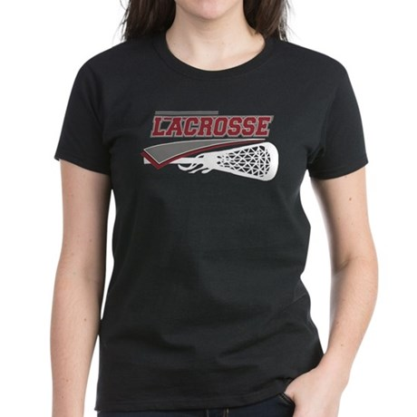 Lacrosse Women's Dark T-Shirt