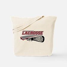 Lacrosse Tote Bag