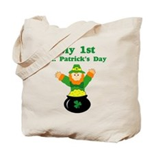 My 1st St. Patrick's Day Tote Bag