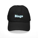 Bingo Hearts text Black Cap