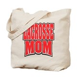 Lacrosse mom Totes & Shopping Bags