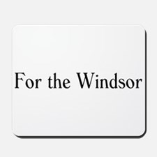 Windsor Mousepad