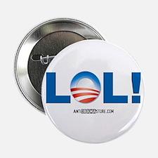 """LOL Obama 2.25"""" Button"""