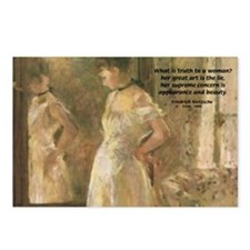 Erotic Impressionist Art Postcards (Package of 8)