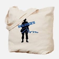 Funny Army mama Tote Bag