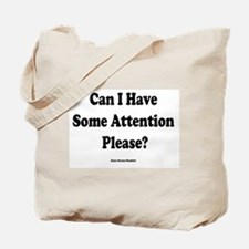 """Divine Comedy """"Your Attention Tote Bag"""