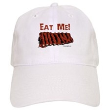 Unique Food and drink humor Baseball Cap