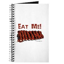 Unique Eat meat Journal
