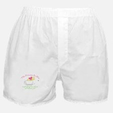 The Princess in Me Boxer Shorts