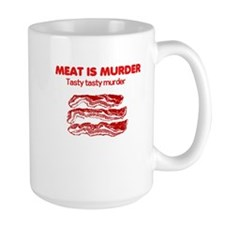 Meat is Murder 4 Mug