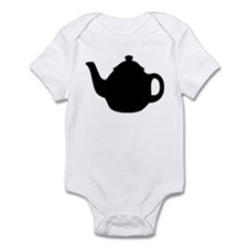 tea pot Infant Bodysuit