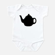 tea pot Infant Bodysuit