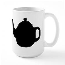 tea pot Mug
