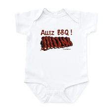 Unique Bbq barbeque food Infant Bodysuit