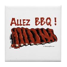 Unique Food humor Tile Coaster