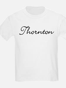 Thornton, Colorado Kids T-Shirt