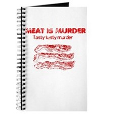 Distressed Meat is Murder 4 Journal
