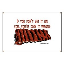Cool Barbecue Banner