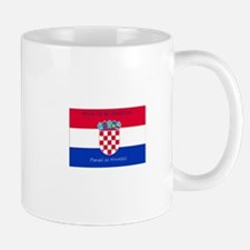 Cute Hrvatska Mug
