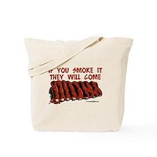 Cute Bbq Tote Bag