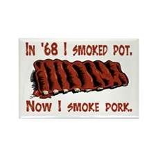 smoke_pork Magnets