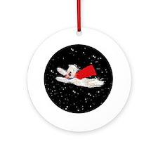 SUPERDOG Ornament (Round)