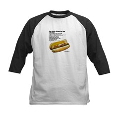 chicago_recipe Baseball Jersey