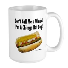 dont_call_chicago Mugs