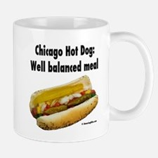 Cute Dog meat Mug