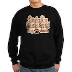 Cavalier King Charles Spaniel Sweatshirt (dark)