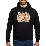 Cavalier King Charles Spaniel Hoodie (dark)