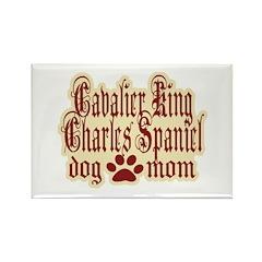 Cavalier King Charles Spaniel Rectangle Magnet (10