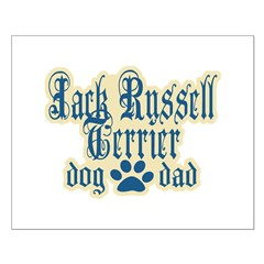 Jack Russell Terrier Dad Posters