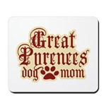 Great Pyrenees Mom Mousepad