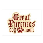 Great Pyrenees Mom Postcards (Package of 8)