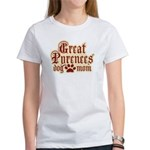 Great Pyrenees Mom Women's T-Shirt
