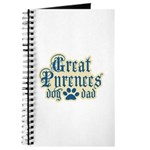 Great Pyrenees Dad Journal