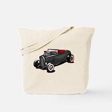 Satin Deuce Tote Bag