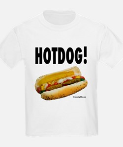 Cute Barbecuing T-Shirt