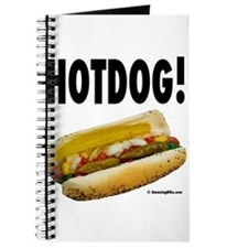 Cute Barbecuing Journal