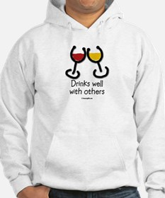 Cute Food and drink Jumper Hoody