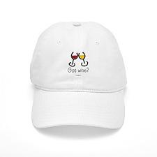 Cool Food and wine Baseball Cap