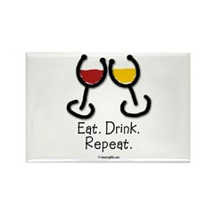 eat_drink_repeat Magnets